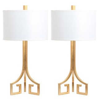 Safavieh Lighting Arabelle Hardback 27-Inch Gold Table Lamp