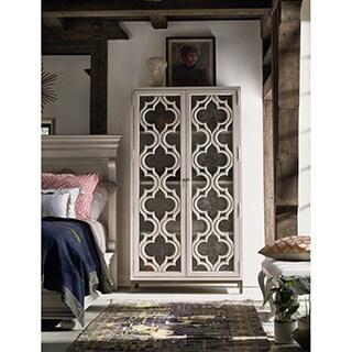 Universal White Wooden Storage Cabinet