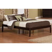 Concord Queen Espresso Open-foot Bed