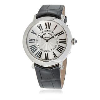 Pre-Owned & Unworn Franck Muller 8038 QZ R ACE Watch in Stainless Steel|https://ak1.ostkcdn.com/images/products/P19550950a.jpg?impolicy=medium