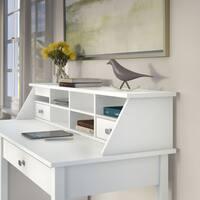 Broadview Desktop Organizer in Pure White