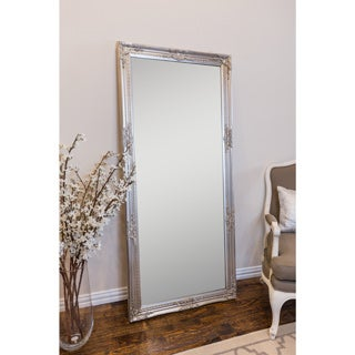 Maissance II Warm Silver Leaner Mirror