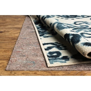 Mohawk Home Premium Non-slip Dual Surface Oval Rug Pad (6' x 9')