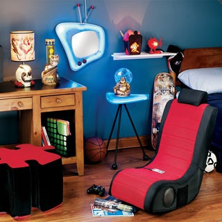 BoomChair A44 Interactive Vibration Video Game Chair/Rocker
