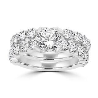 La Vita Vital 14k White Gold Diamond 3 2/5ct TDW Bridal Set|https://ak1.ostkcdn.com/images/products/P19654921p.jpg?_ostk_perf_=percv&impolicy=medium