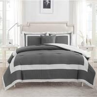 VCNY Avianna 4 piece Comforter Set