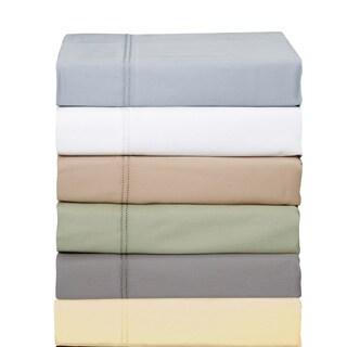 550 Thread Count Cotton Blend 2 Line Hem Sheet Set