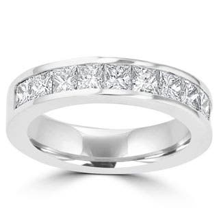 14k White Gold 1 3/4ct TDW La Vita Vital Wedding Band|https://ak1.ostkcdn.com/images/products/P19676142m.jpg?impolicy=medium