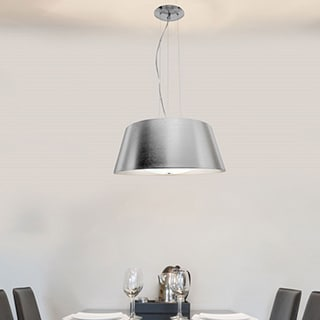 Access Lighting SoHo 3-light Brushed Steel Pendant