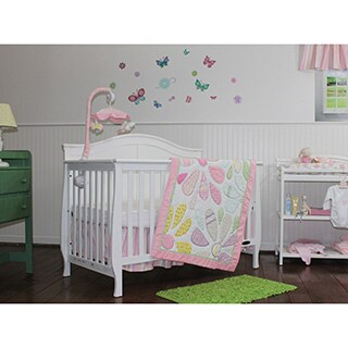 Nurture Crazy Daisy 3 Piece Nursery Bedding Collection