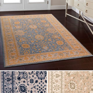 Meticulously Woven Wooster Nylon Rug (5'3 x 7'6)