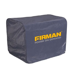 Firman Large Black Nylon Water-resistant 3300-watt Portable Inverter Cover
