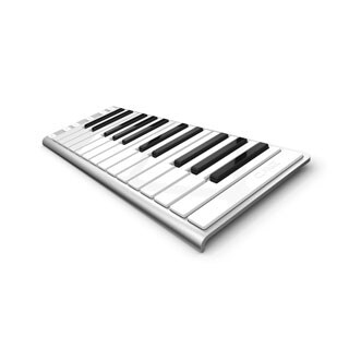 CME Xkey KX01U00 Silver 25-key Mobile MIDI Keyboard