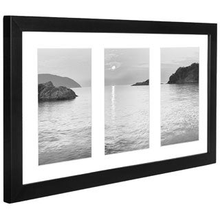 Collage Picture Frame by Americanflat for Three 5 x 7-inch Photos