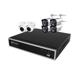 eN-Secure 8-channel DVR CCTV Kit