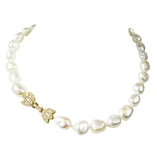 Pearl Lustre Freshwater Pearl Necklace