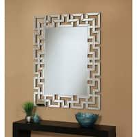 Abbyson Tory Rectangle Wall Mirror