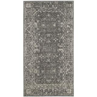 Safavieh Evoke Vintage Oriental Grey / Ivory Distressed Rug (2' 2 x 4')
