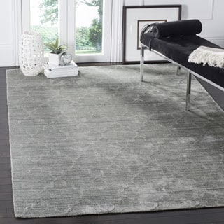 Safavieh Elements Modern Geometric Grey Rug (9' x 12')