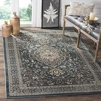 Safavieh Lyndhurst Traditional Teal/ Grey Rug (8' 11 x 12' Rectangle)