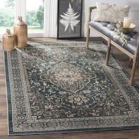 Safavieh Lyndhurst Traditional Teal/ Grey Rug - 8'11 x 12'rectangle
