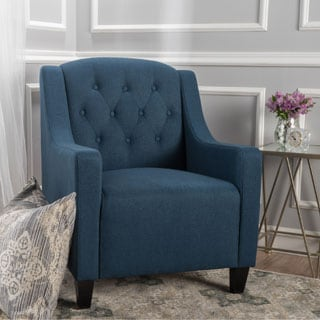 Christopher Knight Home Maisy Tufted Fabric Club Chair