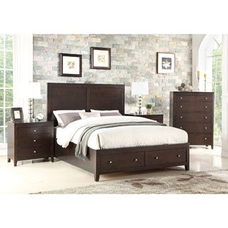 King bedroom sets shop the best deals for jan 2017 for Bedroom furniture set deals