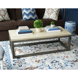 Crosby Grey Coffee Table., Haven Home by Hives & Honey