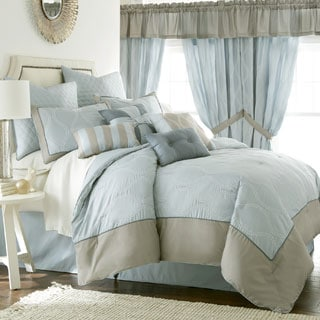 Amraupur Overseas Tropez 24 Piece Bed In A Bag Set