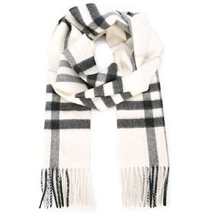 Burberry Ivory Check Cashmere Scarf|https://ak1.ostkcdn.com/images/products/P20156672a.jpg?impolicy=medium