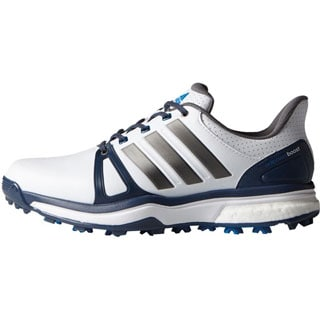 Adidas Adipower Boost 2 FTWR White/ Mineral Blue Golf Shoes