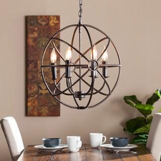 Harper Blvd Adris 6-Light Orb Pendant L& & Sloped Ceiling Adaptable Ceiling Lights For Less | Overstock.com azcodes.com
