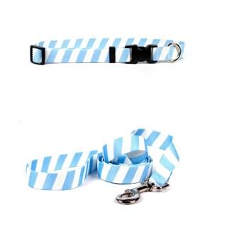 Yellow Dog Design Team Spirit Pet Standard Collar and Lead Set