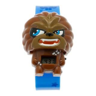 BulbBotz Star Wars Kid's Light Up Chewbacca Watch|https://ak1.ostkcdn.com/images/products/P20253035a.jpg?_ostk_perf_=percv&impolicy=medium