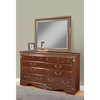 Sandberg Furniture Raphael 6-Drawer Dresser