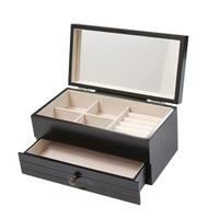 Hives and Honey Aida Espresso Jewelry Box