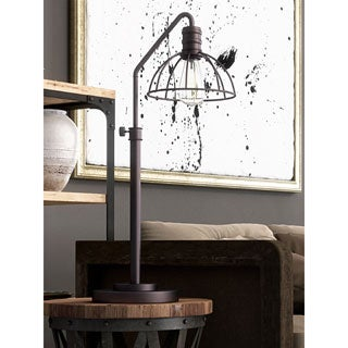 Lite Source 1-Light Gaius Table Lamp