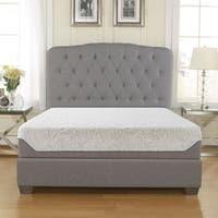 Sleep Sync 10-inch Twin XL-size Air-Flow Gel Memory Foam Mattress