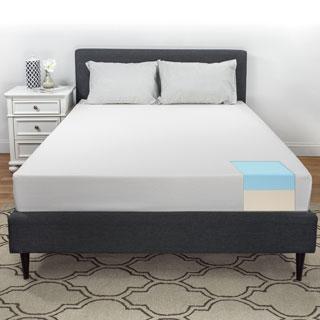 Select Luxury 10-inch Full-size Gel Comfort Foam Mattress