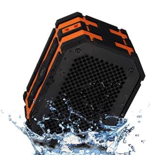 Mpow Armor Black Bluetooth Waterproof Portable Speaker|https://ak1.ostkcdn.com/images/products/P20476812a.jpg?impolicy=medium