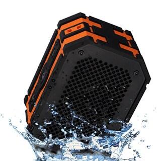 Mpow Armor Black Bluetooth Waterproof Portable Speaker