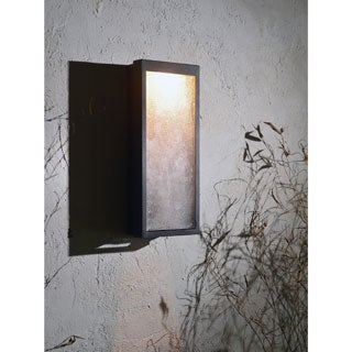 Onyx 1 Light LED Outdoor Wall Lantern