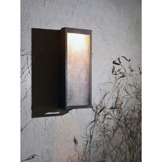 Clearance Onyx 1 Light Led Outdoor Wall Lantern
