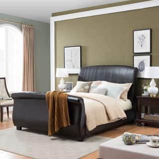 Leather Bedroom Furniture For Less | Overstock