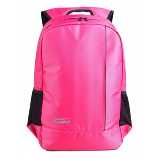 Kingsons Casual Series Pink 15.6-inch Laptop Backpack
