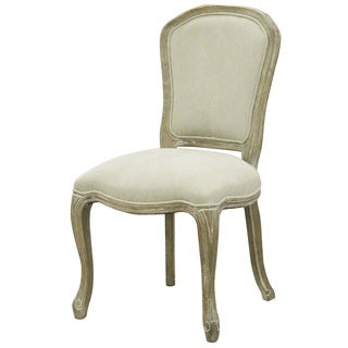 Sopri French Antique Countryside Style Dining Chair
