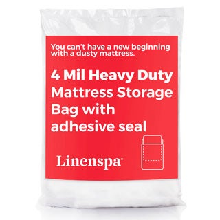 LINENSPA 4 Mil Heavy Duty Mattress Storage Bag (3 options available)