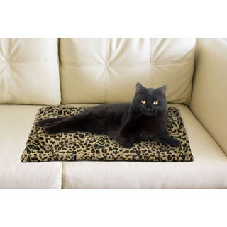 FurHaven ThermaNap Faux Fur Self-warming Pet Mat (More options available)