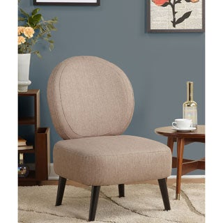 Simple Living Dana Mid Century Accent Chair