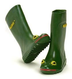 Wellipets Rainboots (Frog) - Free Shipping On Orders Over $45 ...